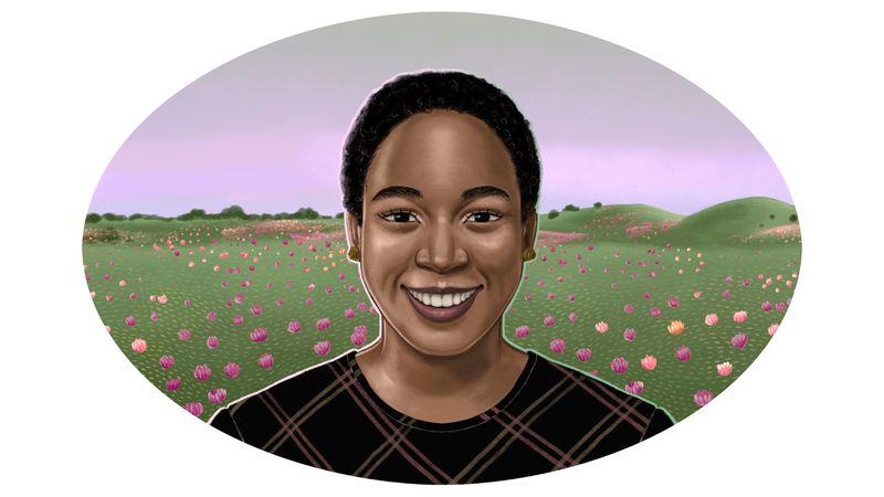Portrait of Vivian Stephens