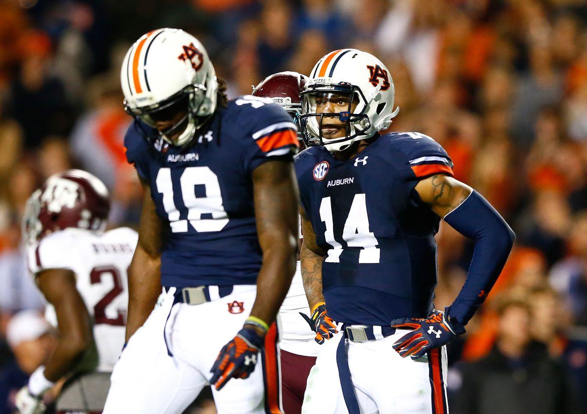 Texas A&M v Auburn