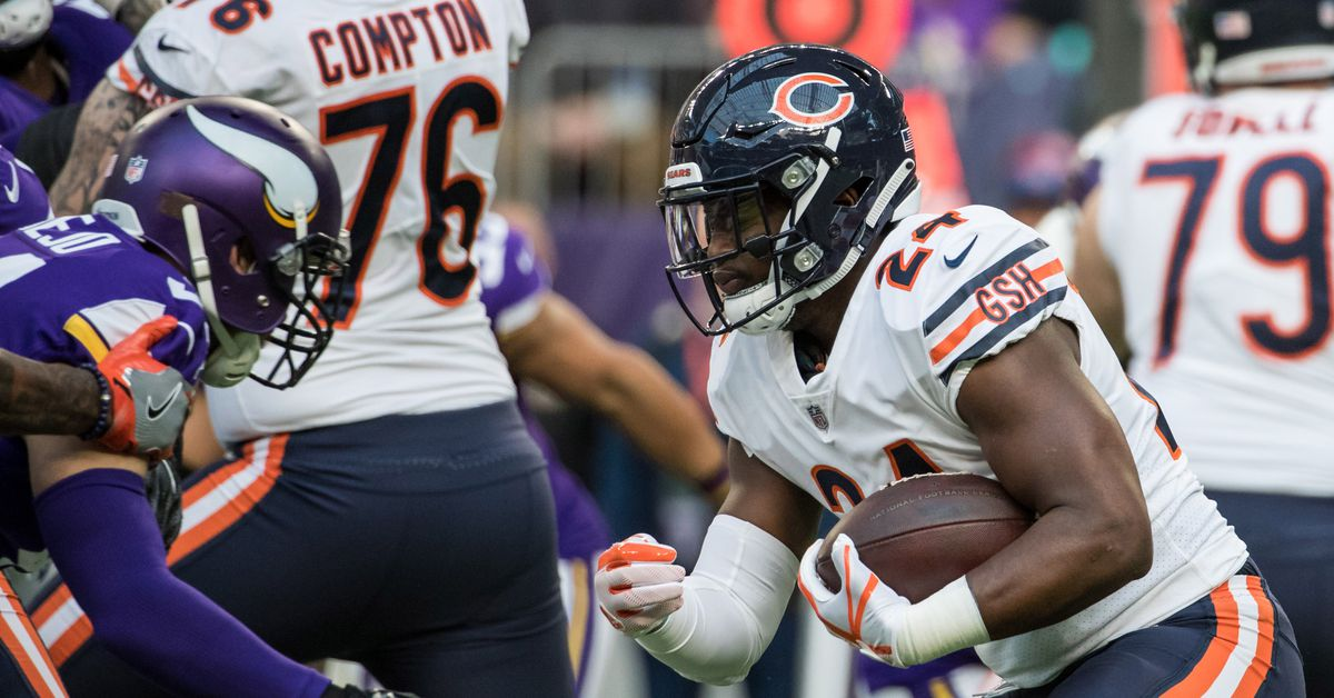 How balanced will the Bears offense be in 2018?