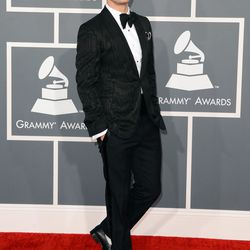 JT repping Tom Ford for the win.