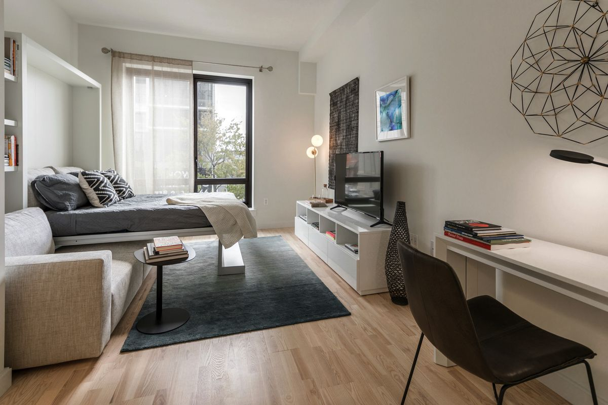 New Brooklyn rental offers some of the smallest legal apartments ...