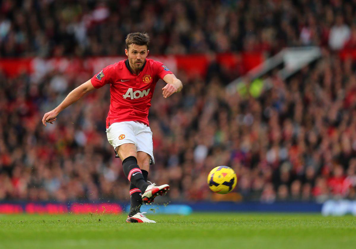 SOCCER : Barclays Premier League - Manchester Untied v Stoke City