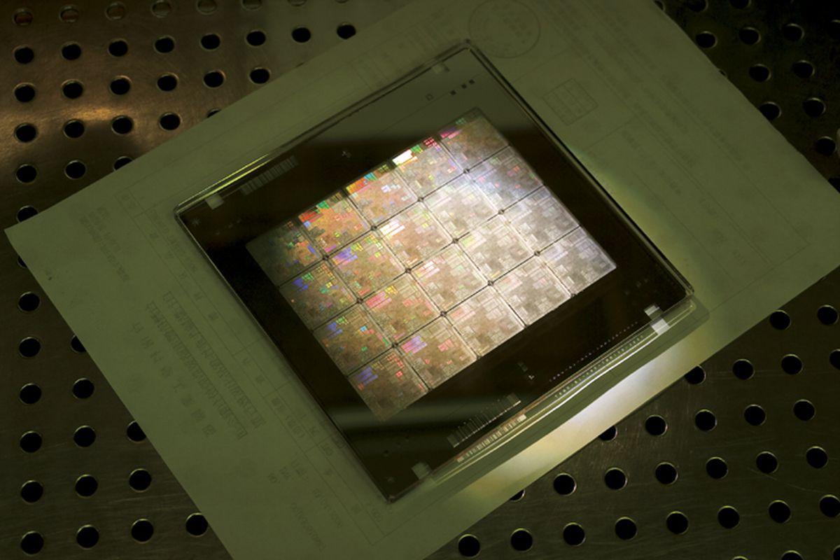 TMSC chips