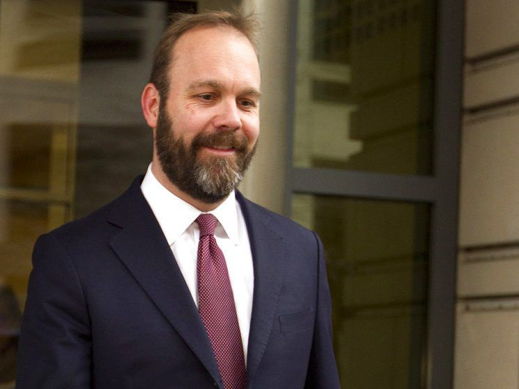 Rick Gates, who also served in a senior role in President Donald Trump's campaign, has been a key cooperator for special counsel Robert Mueller's team after he cut a plea deal earlier this year.   AP file photo