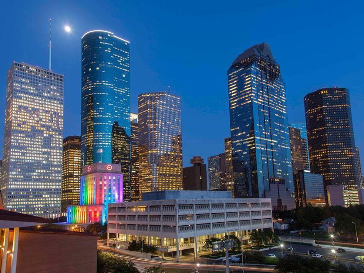 Downtown Houston My