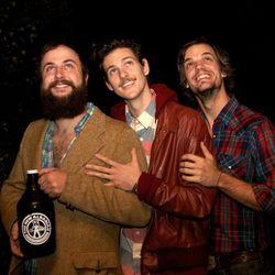 Shane, Matt, and Zak