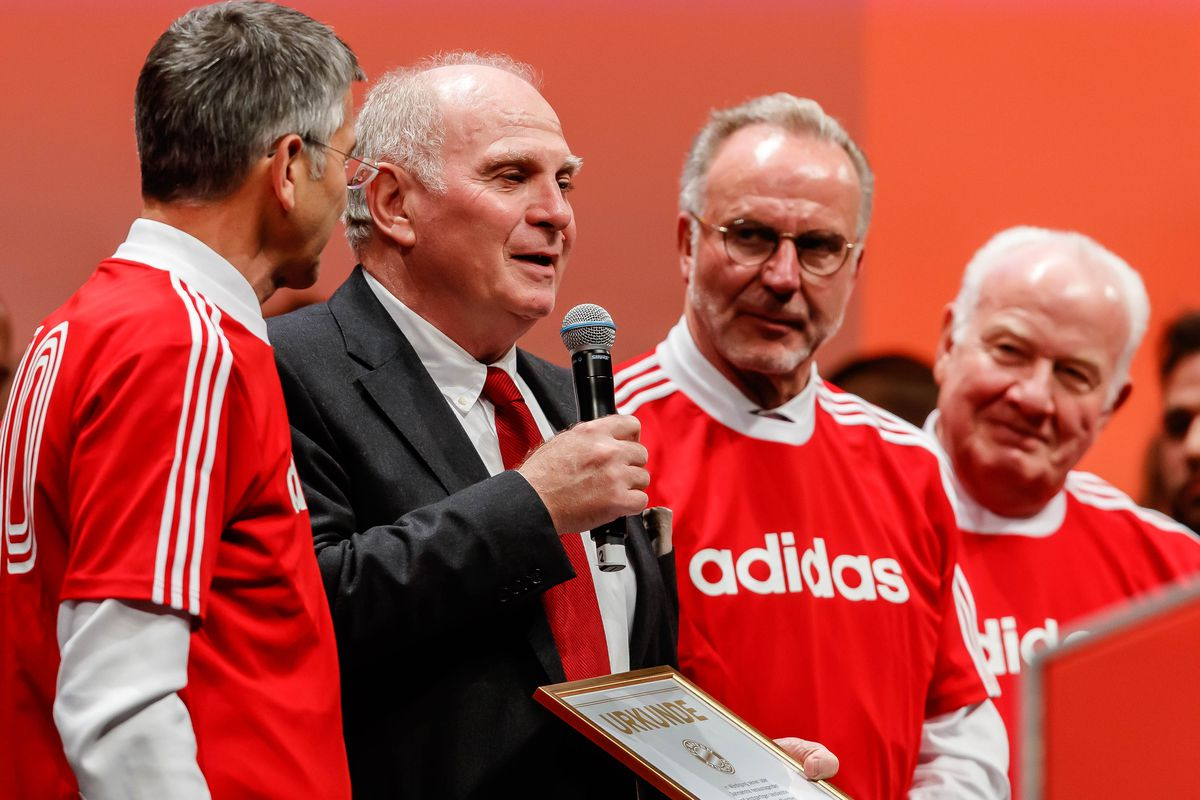 FC Bayern Muenchen Annual General Meeting