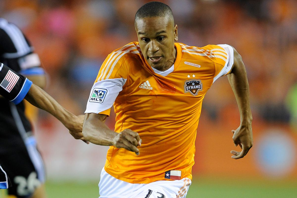 Ricardo Clark returned to Houston Dynamo in 2012 after a short stint in Europe for Eintracht Frankfurt and Norweigan club Stabaek.