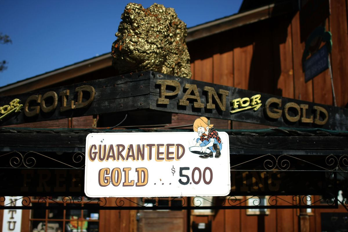 Surging Gold Prices Spurs Interest In Gold Prospecting