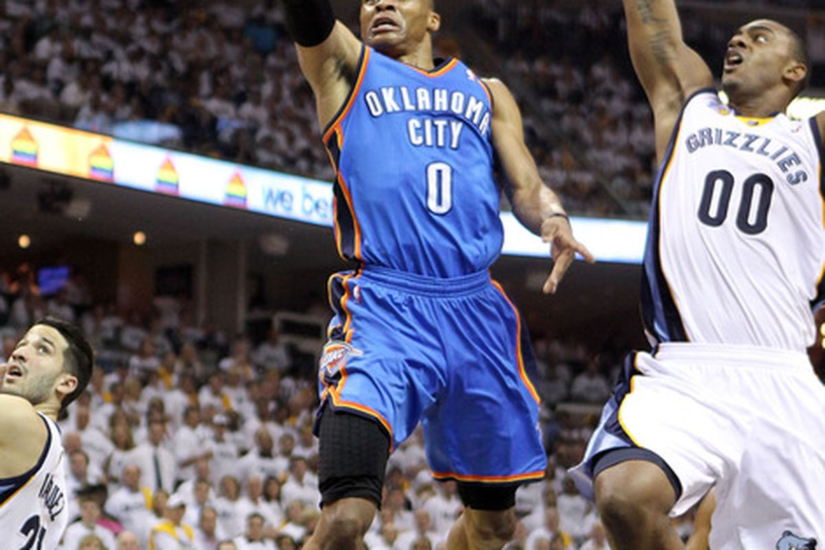 If Jordan Taylor can find a running mate next season, he'd be wise to learn from Russell Westbrook's experience.