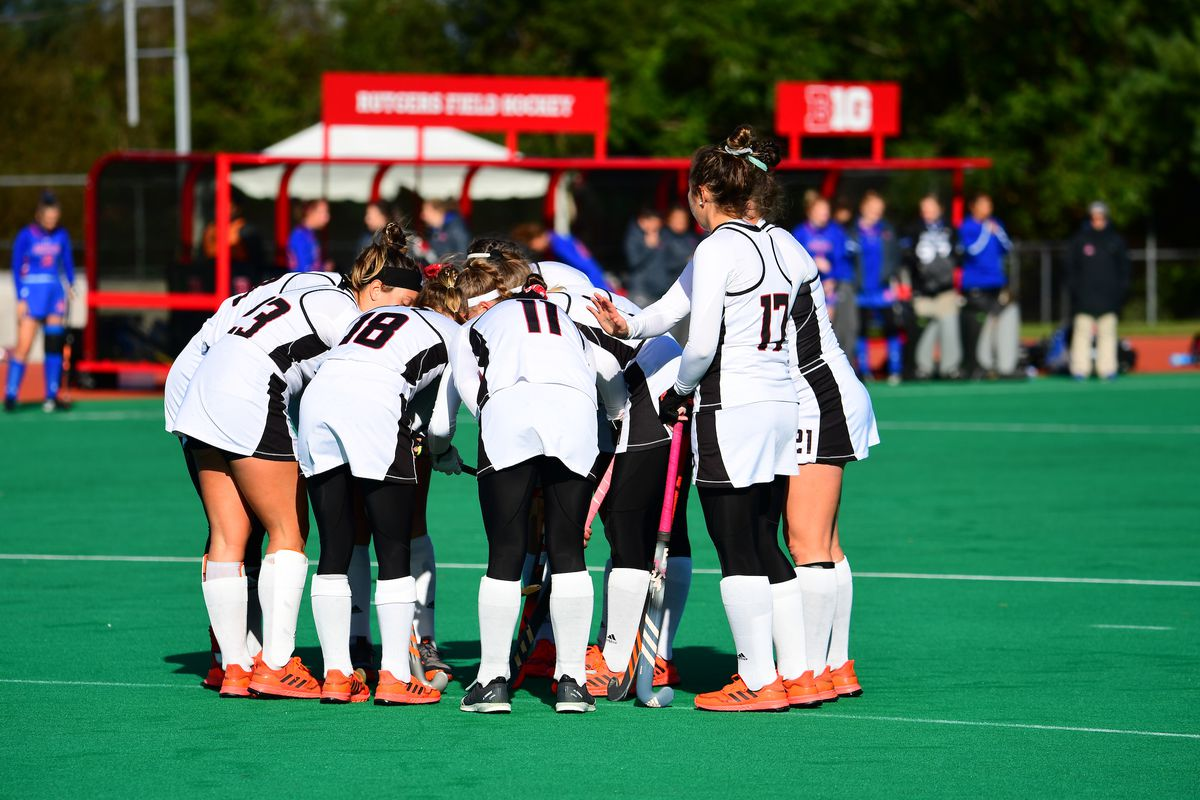 Field Hockey Ncaa Tournament First Round Preview 11 Rutgers At 5
