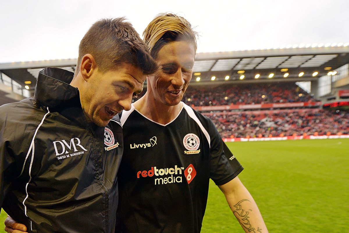Liverpool All-Star Charity Match