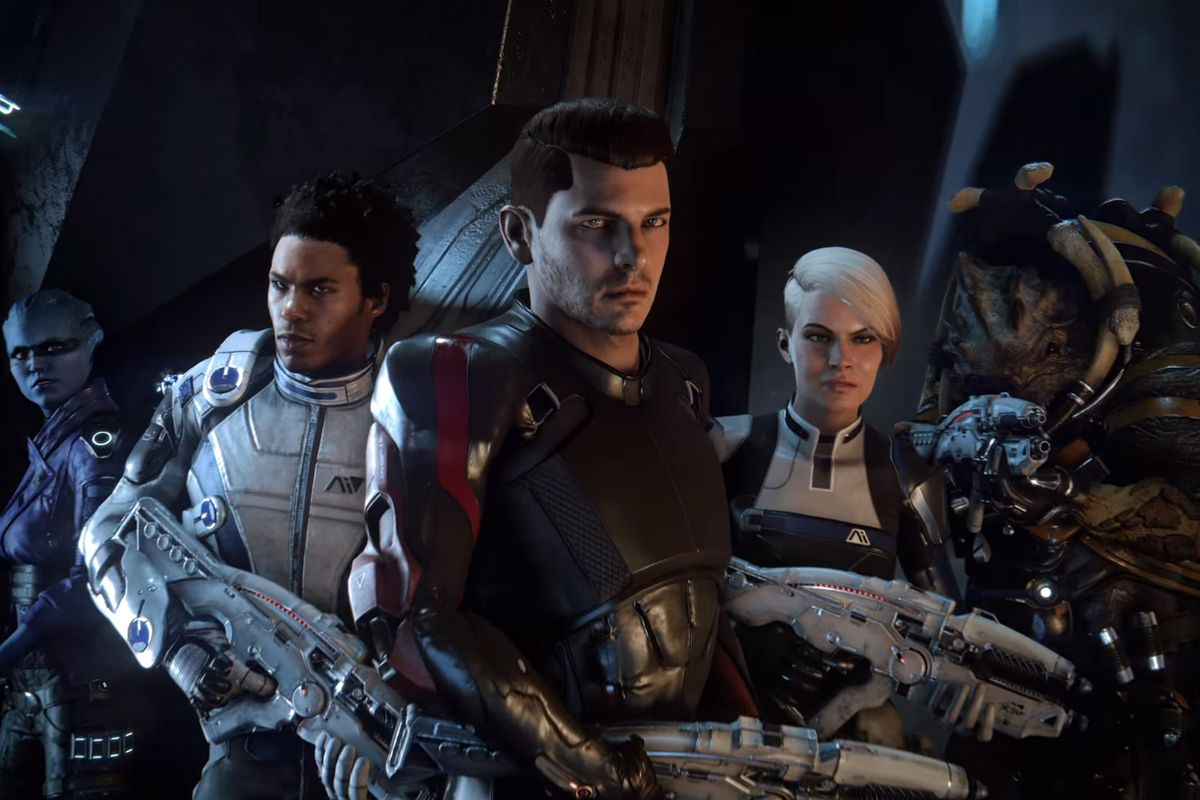 BioWare Confirms No DLC For Mass Effect Andromeda