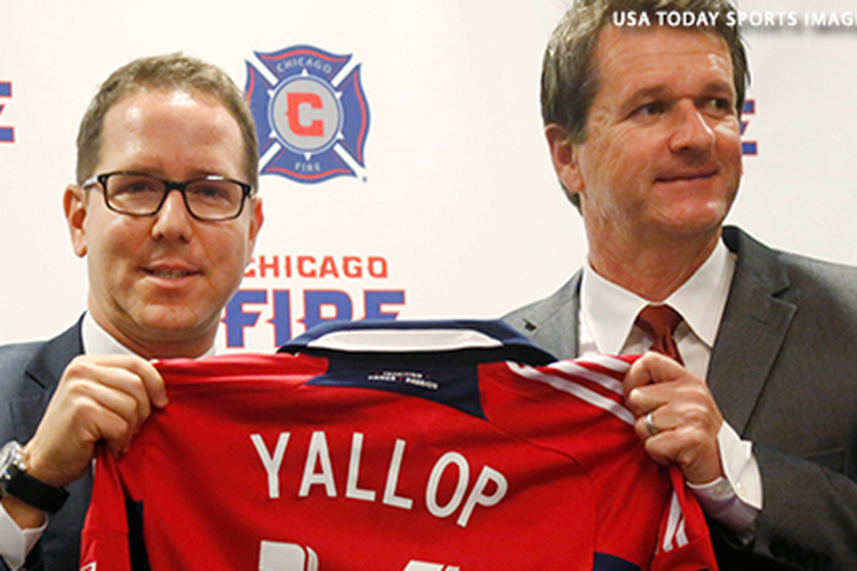 Yallop was hired to be the man with the plan, and all evidence is he's just that.