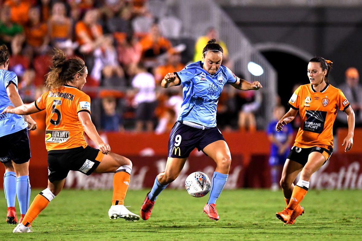 W-League Semi Final - Brisbane v Sydney