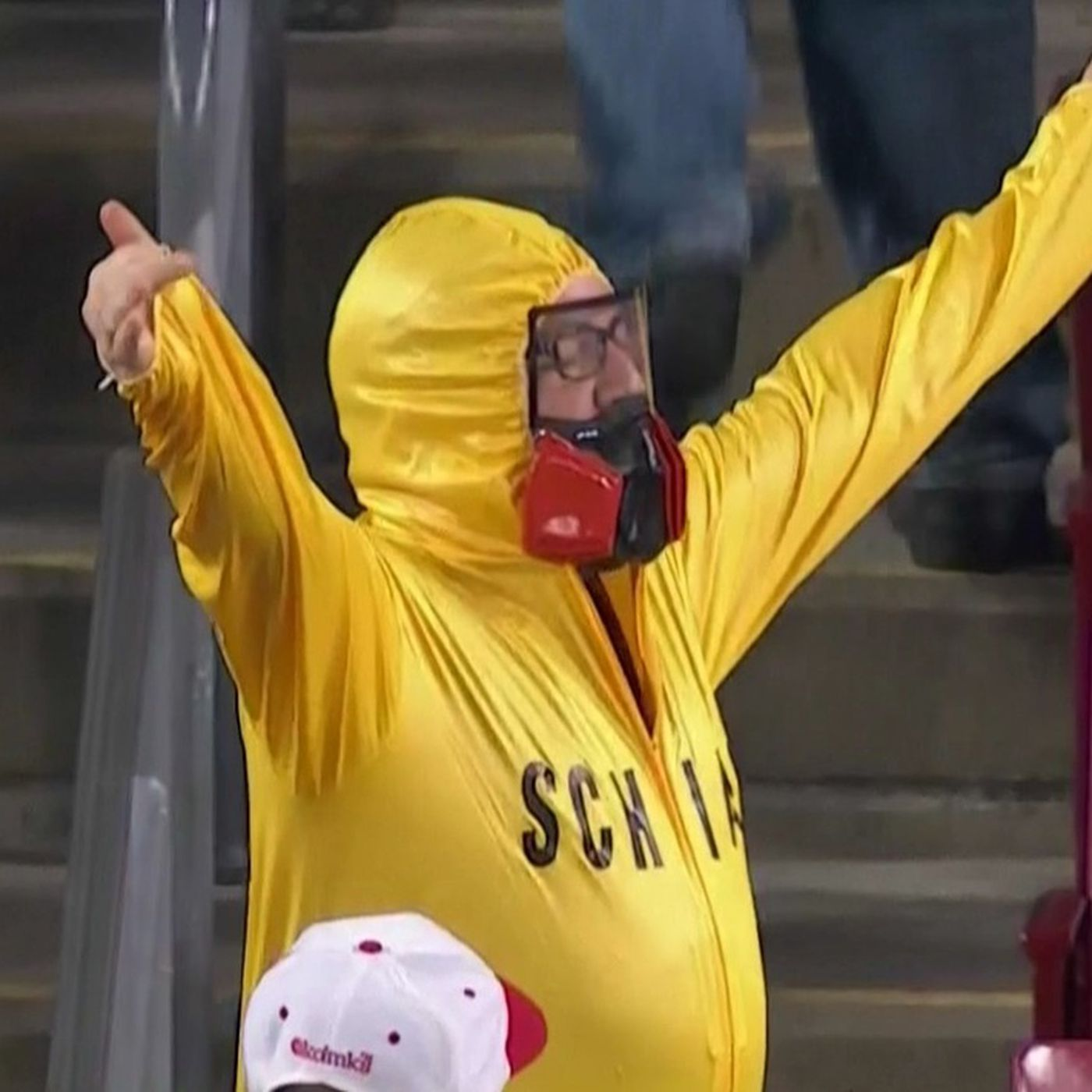 Bucs Fans Turn To Breaking Bad And Paper Bags To Express Their Distaste For Greg Schiano Sbnation Com
