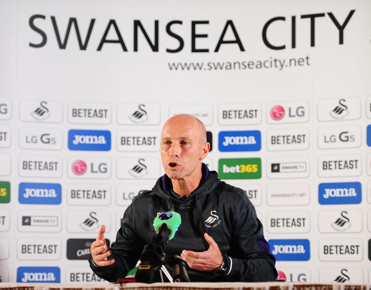 Swansea unveil Bob Bradley as new Manager