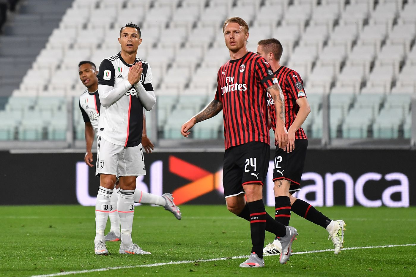 Ac Milan Vs Juventus H2h Players To Watch And Prediction The Ac Milan Offside