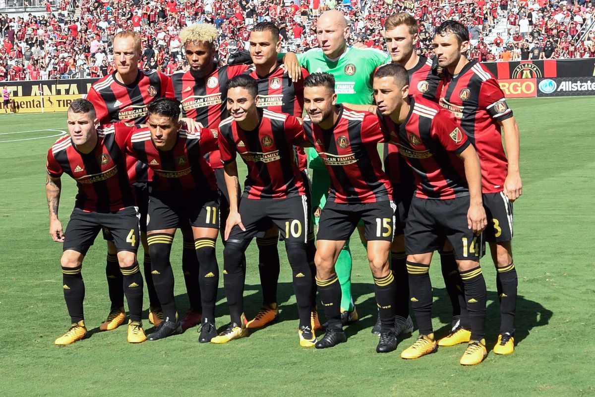 Atlanta United 1 1 Orlando City Staff Player Ratings