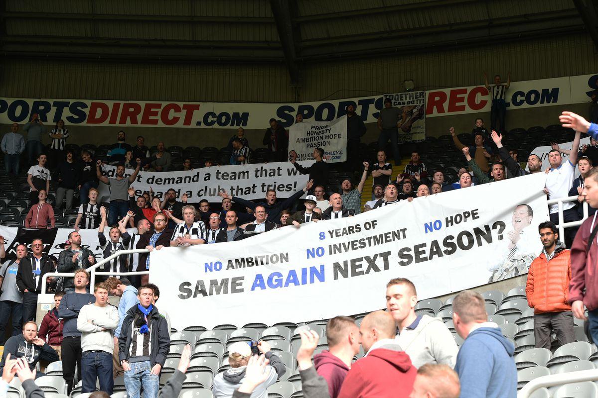 2015 Barclays Premier League Newcastle v West Ham May 24th