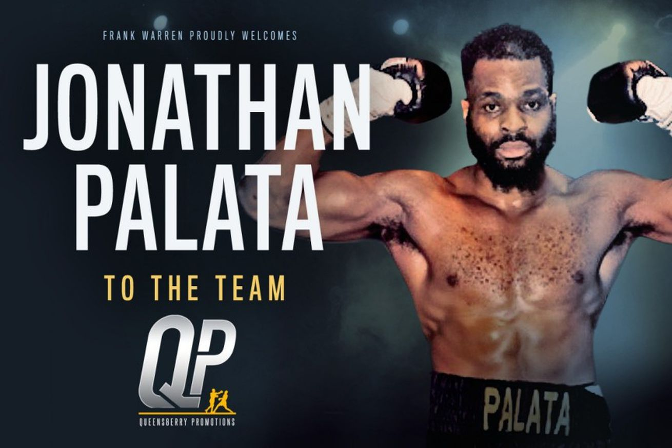 palata 1024x576.0 - Heavyweight Palata signs with Frank Warren