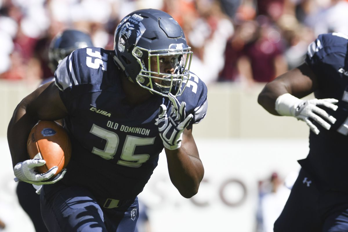 2019 Los Angeles Chargers UDFA Profile: Old Dominion RB Jeremy Cox