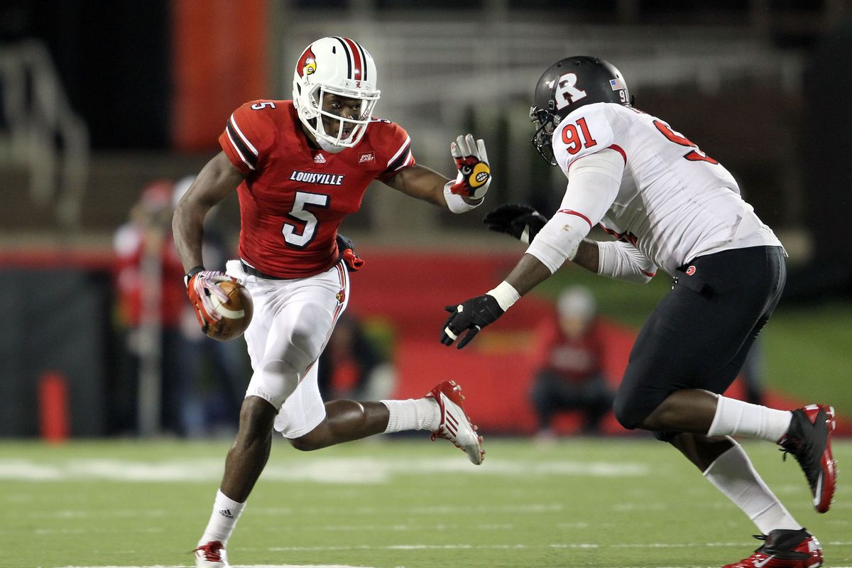 Rutgers v Louisville