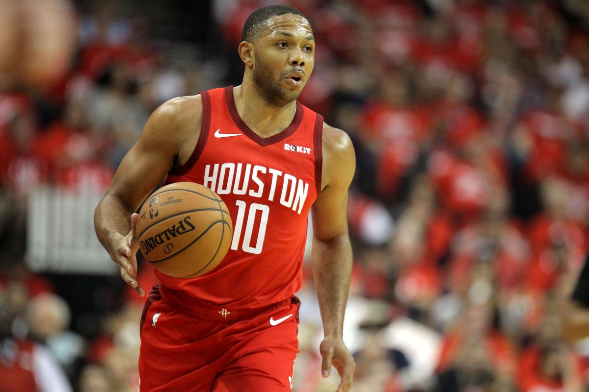 Eric Gordon's Houston Rockets extension is smart     if