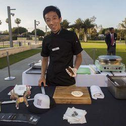 Jason Wang of Xi'an Famous Foods