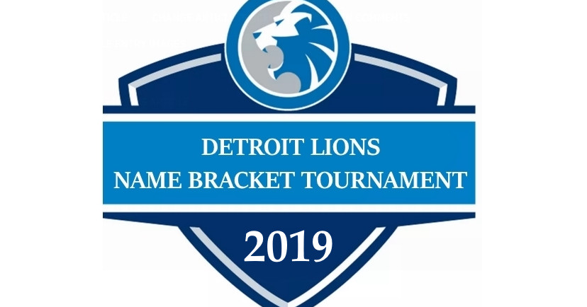 2019 Detroit Lions Name Bracket Tournament: Round 1, Part 3