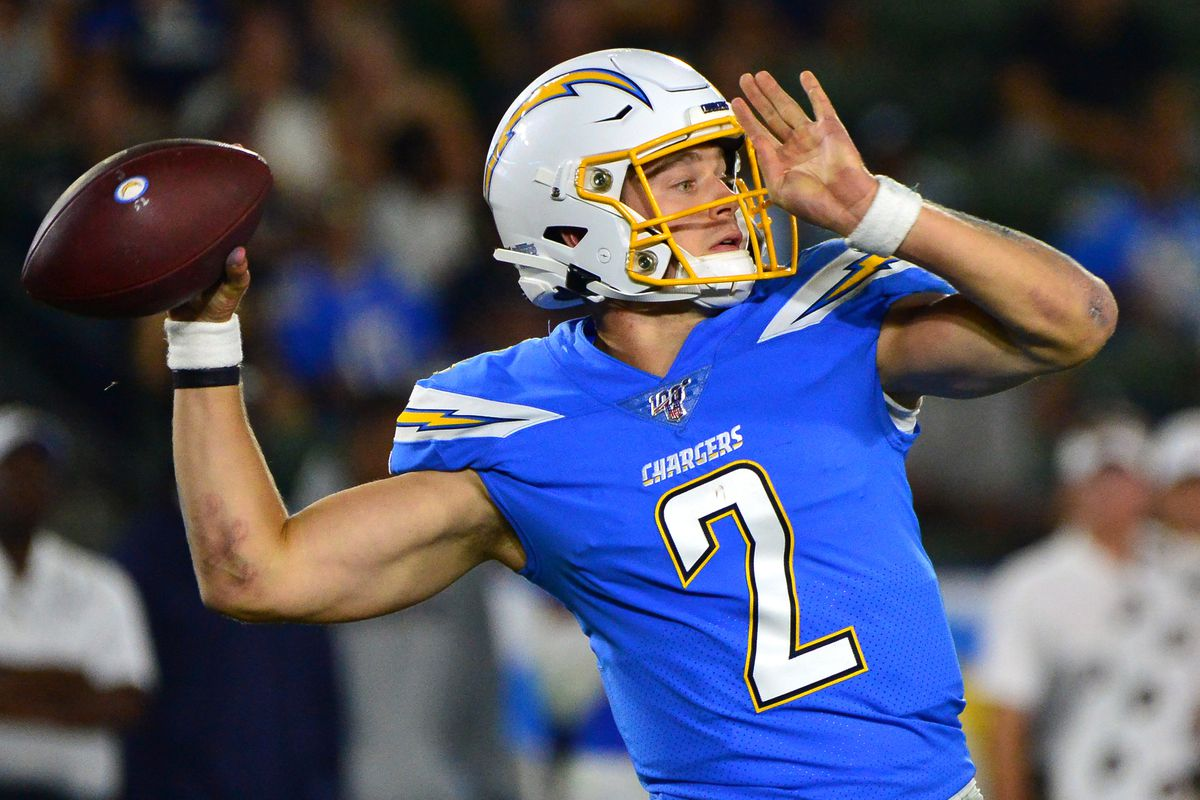 NFL: Preseason-Seattle Seahawks at Los Angeles Chargers