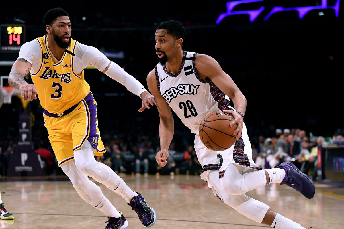 Lakers vs. Nets Final Score: L.A. suffers letdown against ...