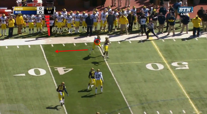 Malzone Hitch to Chesson for 21 - 4