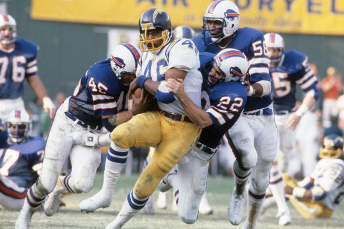 Greatest Chargers Playoff Wins 5 1980 Vs Buffalo Bills