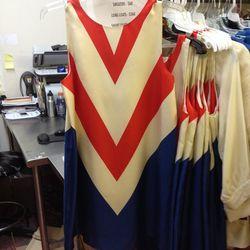 Levon mini dress, $130