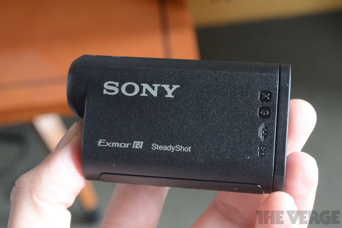 Gallery Photo: Sony Action Cam pictures