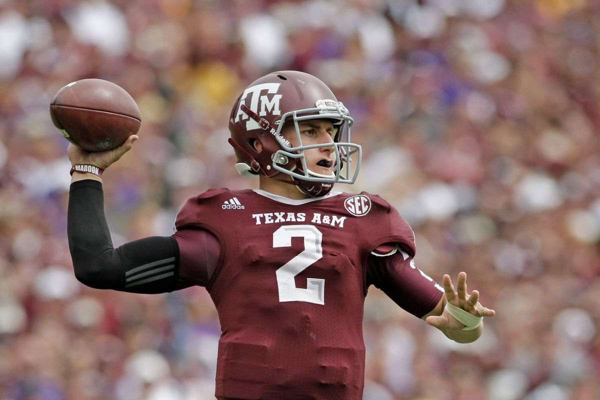 Can Johnny Football and Texas A&M shock the Tide?