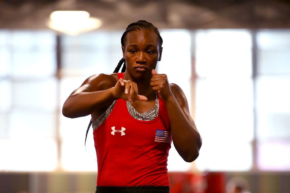 Claressa Shields signs with PFL, moving to MMA - Bad Left Hook