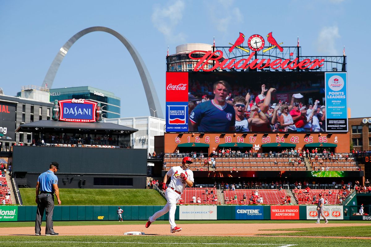Washington Nationals v St Louis Cardinals