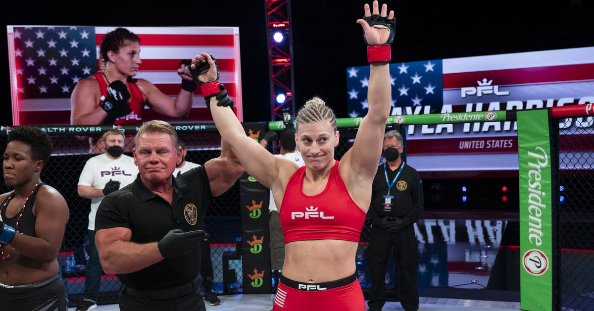 PFL announces full card for second playoff event headlined by Kayla Harrison vs. Genah Fabian on Aug. 19