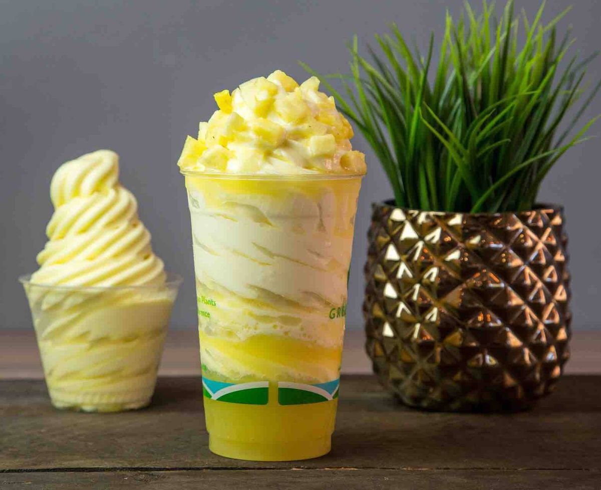 Pokeatery's Dole Whip and Dole Whip float