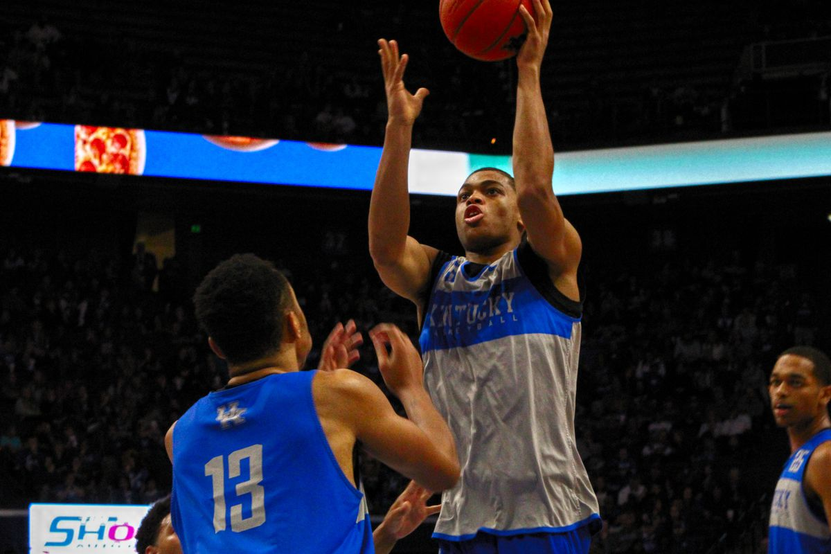 Uk Basketball: Kentucky Basketball: 5 More Thoughts On The Blue-White