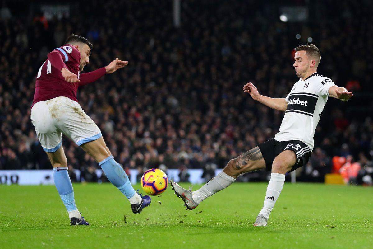 Fulham FC v West Ham United - Premier League