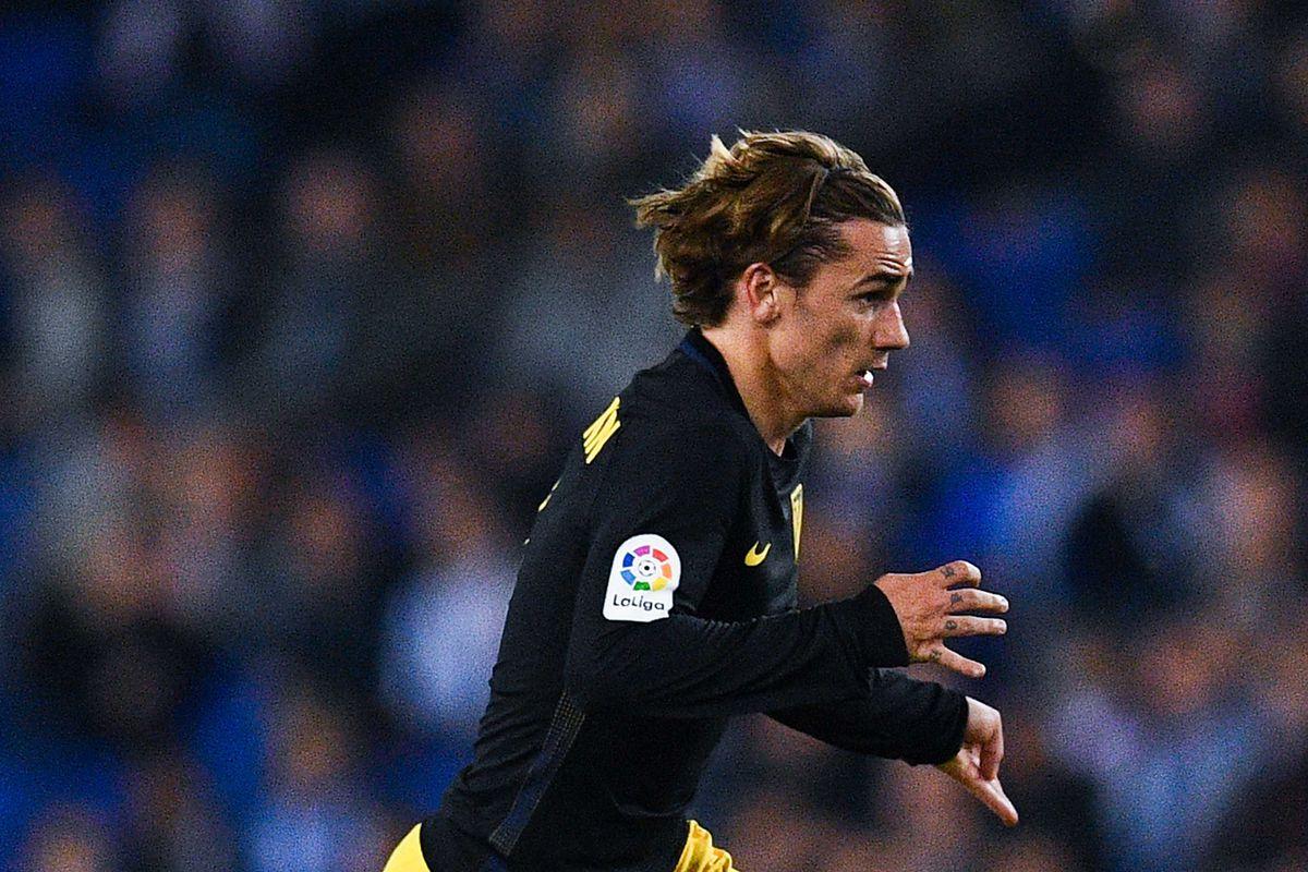 RCD Espanyol v Club Atletico de Madrid - La Liga
