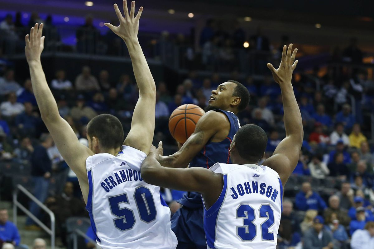 Seton Hall currently has zero centers on their roster for 2014-15.