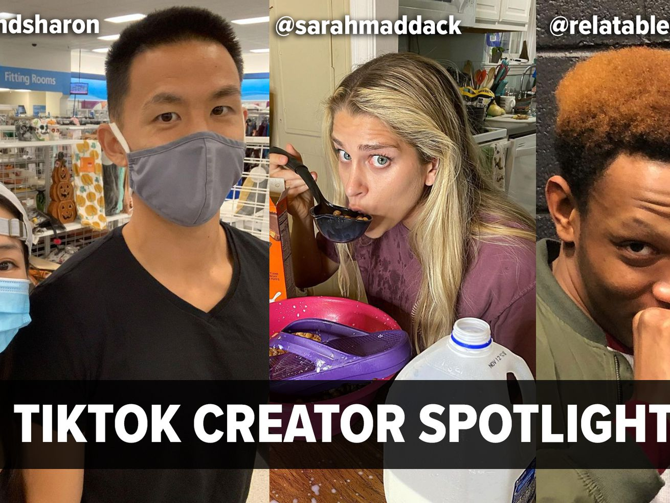 TikTok Creators That Are Funny As F*ck & Make Comedy More Inclusive