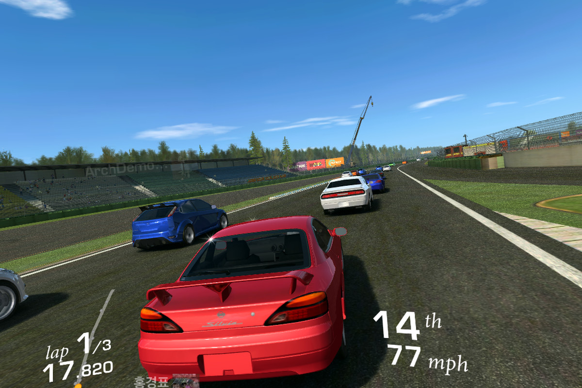 'Real Racing 3' is ruined by in-app purchases - The Verge