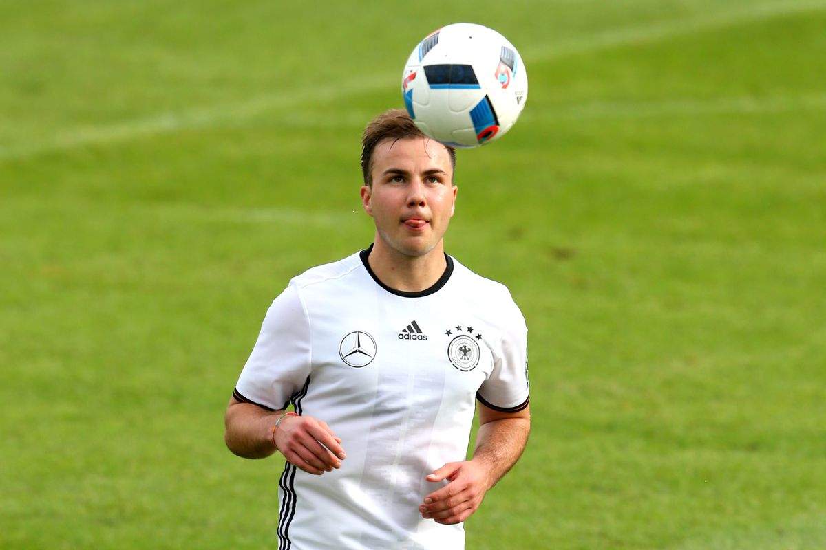 Mario Götze Holding Out for Barcelona or Real Madrid Move The