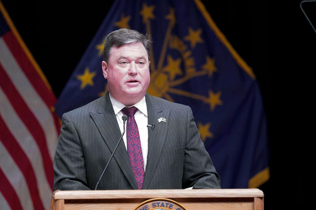 Todd Rokita, Indiana's attorney general.