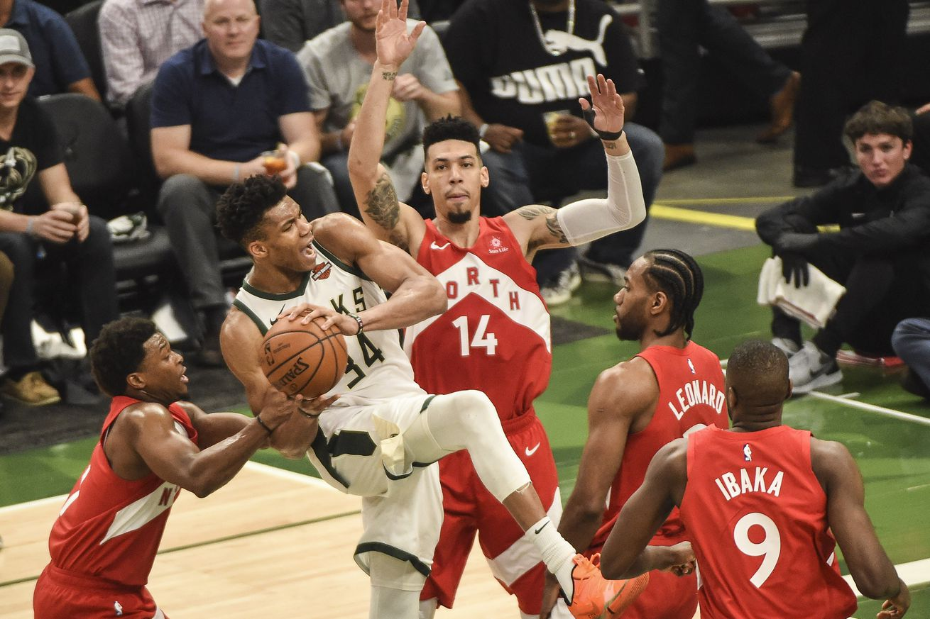 usa today 12764750.0 - Let's not mince words. The Bucks blew it in Game 5